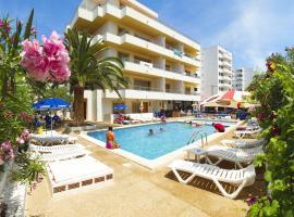 Apartamentos Bon Sol - Los Rosales - AB Group, hotel in Playa d'en Bossa