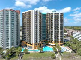 Patricia Grand Resort Hotel, appartamento a Myrtle Beach