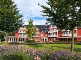 Strandhafer Aparthotel, Ferienwohnung in Warnemünde