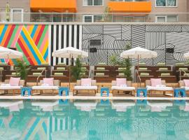 McCarren Hotel & Pool, boutique hotel in Brooklyn