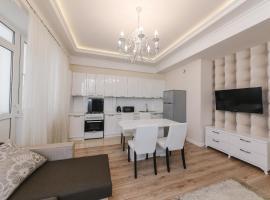 The Base Apartments, apartment in Chişinău