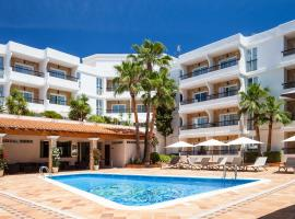 Suite Hotel S'Argamassa Palace, hotel in Santa Eularia des Riu