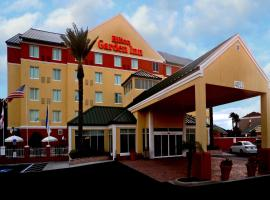 Hilton Garden Inn Tampa Northwest/Oldsmar, hotel near Bright House Networks Field, Oldsmar