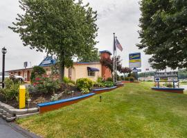 Scottish Inns Harrisburg-Hershey South, hotel with jacuzzis in New Cumberland