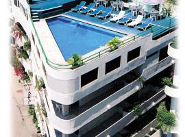 Hotel Suites Jazmín Acapulco, hotel in Acapulco