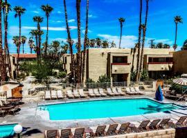 Desert Vacation Villas, a VRI resort, casa o chalet en Palm Springs