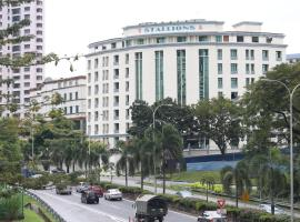 Stallions Suite Penang, hotel near Setia SPICE Convention Centre, George Town