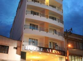 Hotel Alessio, hotel en Bucaramanga