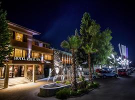 Royal Spa Hotel, hotel en Velingrad