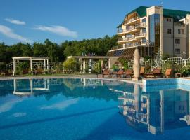 Sungarden Golf & Spa Resort, hotel in Cluj-Napoca