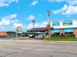Cadillac Motel Niagara, motel in Niagara Falls