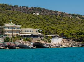 Panorama Hotel, hotel in Agia Marina Aegina