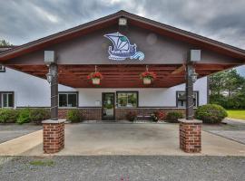 Auberge motel drakkar, motel à Shawinigan