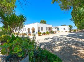 Agriturismo Masseria Terra D'Otranto, hotel in zona Spiaggia di Porto Badisco, Otranto