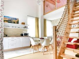 Mezonet Jelena, apartmán v Tatranskej Lomnici