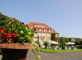 Hotel und Restaurant Steverburg, hotel near All Weather Zoo Muenster, Nottuln