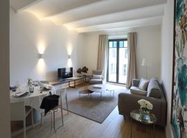 Apartaments Plaça Del Vi, apartament o casa a Girona