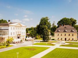 Pałac Brunów, serviced apartment in Lwówek Śląski