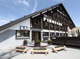 Albergo Quarto Pirovano, Hotel in Gebirgspass Stilfser Joch