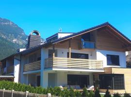 Kandahar Lodge, family hotel in Garmisch-Partenkirchen