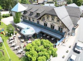 Gasthof Schorn, hotel near Hangar-7, Sankt Leonhard