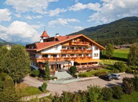 Hotel Markushof 3***S, hotel near Lake Braies, Valdaora