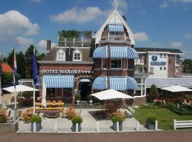 Fletcher Hotel Restaurant Marijke, hotel in Bergen