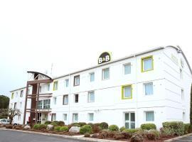 B&B Hôtel Béziers, hotel near Saint-Thomas Golf Course, Villeneuve-lès-Béziers