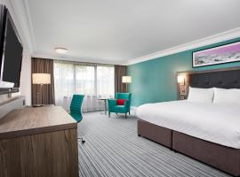 Jurys Inn Inverness, hotel with jacuzzis in Inverness