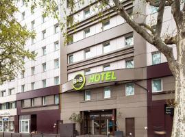 B&B Hôtel Paris Porte de la Villette, hotel near Bobigny-Pablo Picasso Metro Station, Paris