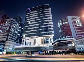 Byblos Hotel, hotel in Barsha Heights (Tecom) , Dubai