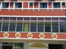 Hotel Pousada do Papa, hotel em Aparecida
