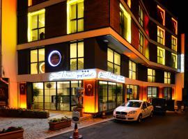 فندق زيتيندالي، فندق في طرابزون
