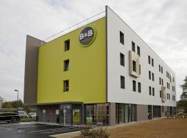Hôtel B&B Nantes Savenay、サヴネのホテル