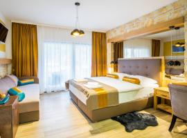 Luksuzne sobe Luce, room in Vrbnik