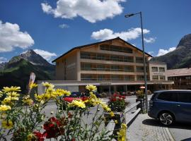 Hotel Walserstube, hotel in Warth am Arlberg