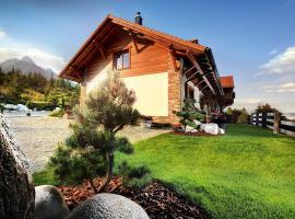 Panoramic Mountain Residence, hotel near Lomnicky peak, Vysoké Tatry
