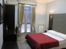 Hotel d'Este, hotel en Esquilino, Roma
