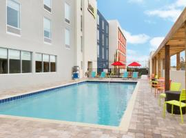 Home2 Suites by Hilton Orlando International Drive South, hotel perto de Typhoon Lagoon, Orlando