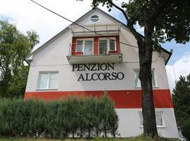 Al Corso Pension, hotel v Banskej Bystrici