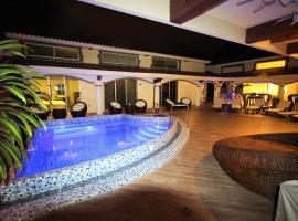Cedros Inn Boutique Hotel, hotel en Guayaquil
