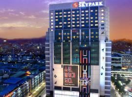 Hotel Skypark Kingstown Dongdaemun, hotel in Seoul
