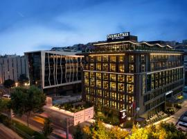 DoubleTree by Hilton Istanbul - Piyalepasa, hotel in Istanbul