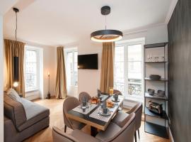 Appartements Saint-Germain - Odéon, hotel in Paris