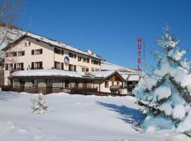 Hotel Banchetta, отель в Сестриере