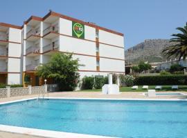 RVHotels GR92, hotel en Torroella de Montgrí