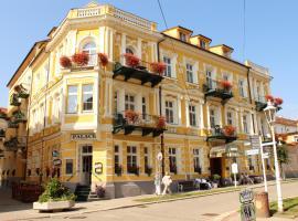LD Palace, отель во Франтишкови-Лазне