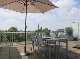 Fuths Loft Penthouse 85, hotel near Astrid Square Antwerp, Antwerp