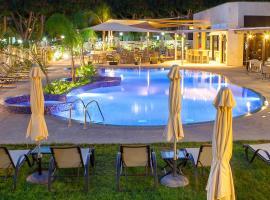 Kapetanios Odyssia, hotel in Limassol