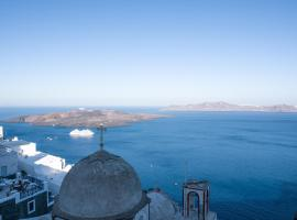 Angel Luxury Suites, hotel in Fira